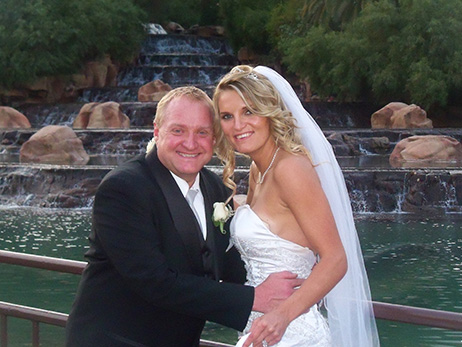 Rodney and Jitka - Wedding in Las Vegas